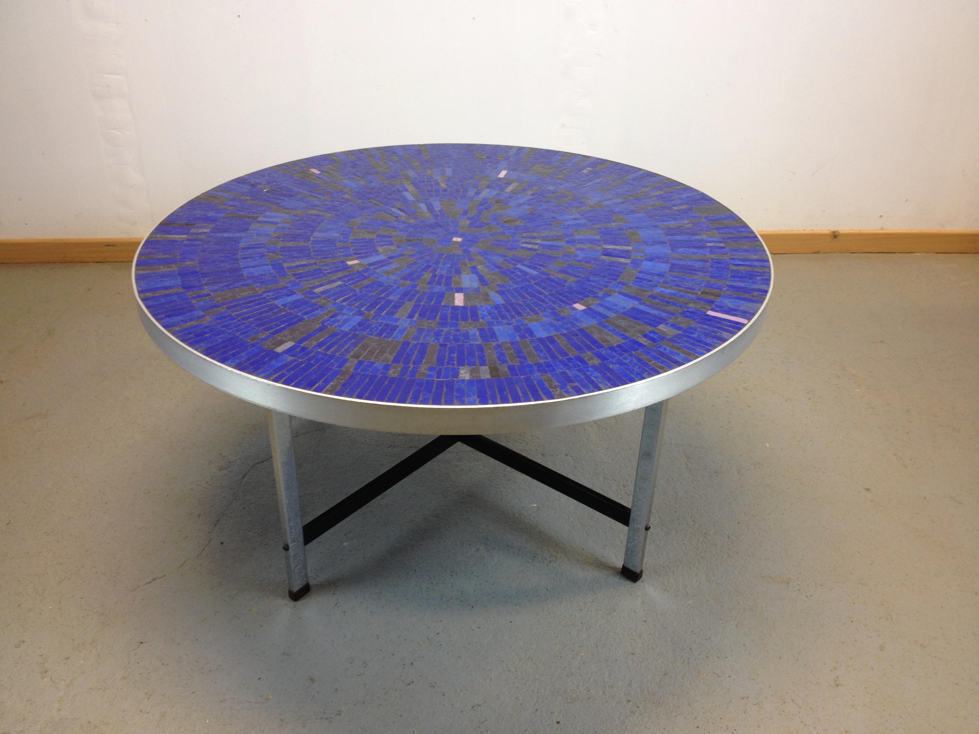 table basse mosa que berthold m ller oerlinghausen. Black Bedroom Furniture Sets. Home Design Ideas