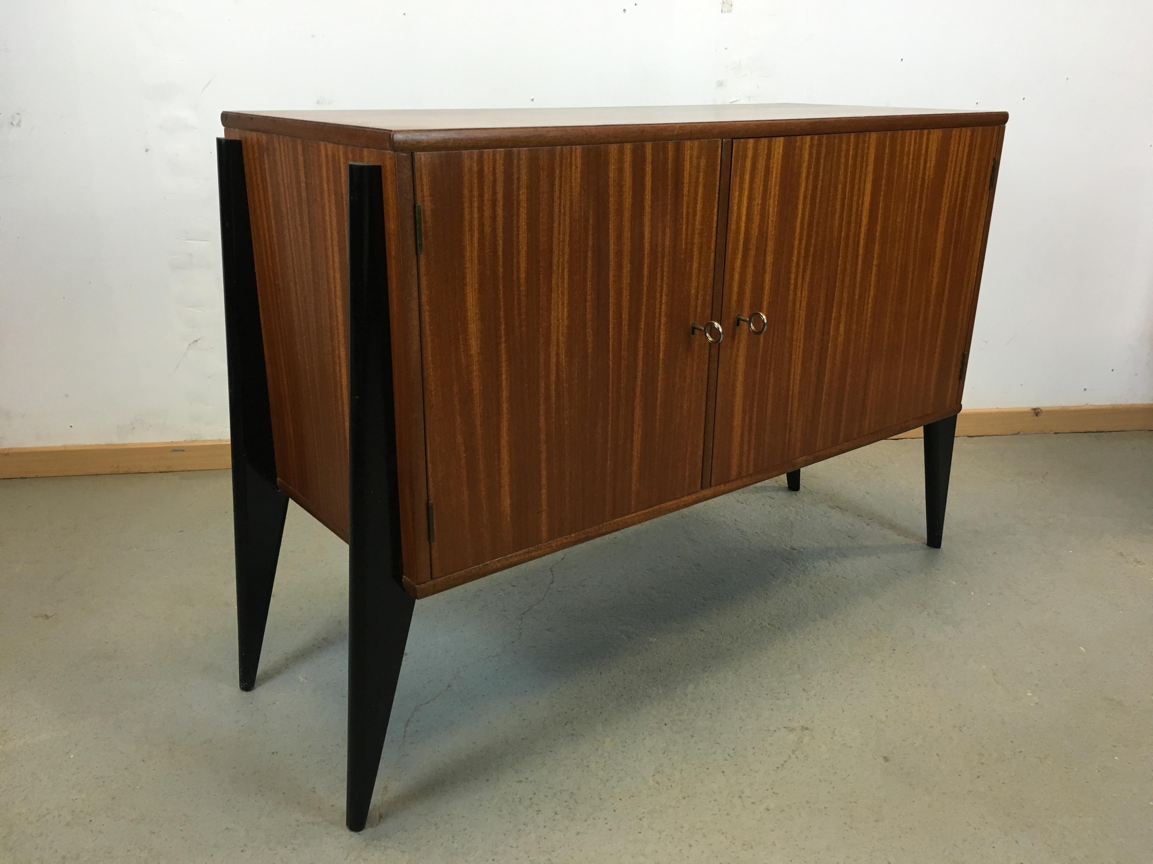 meuble enfilade bahut design année 60 | - Meuble Enfilade Design