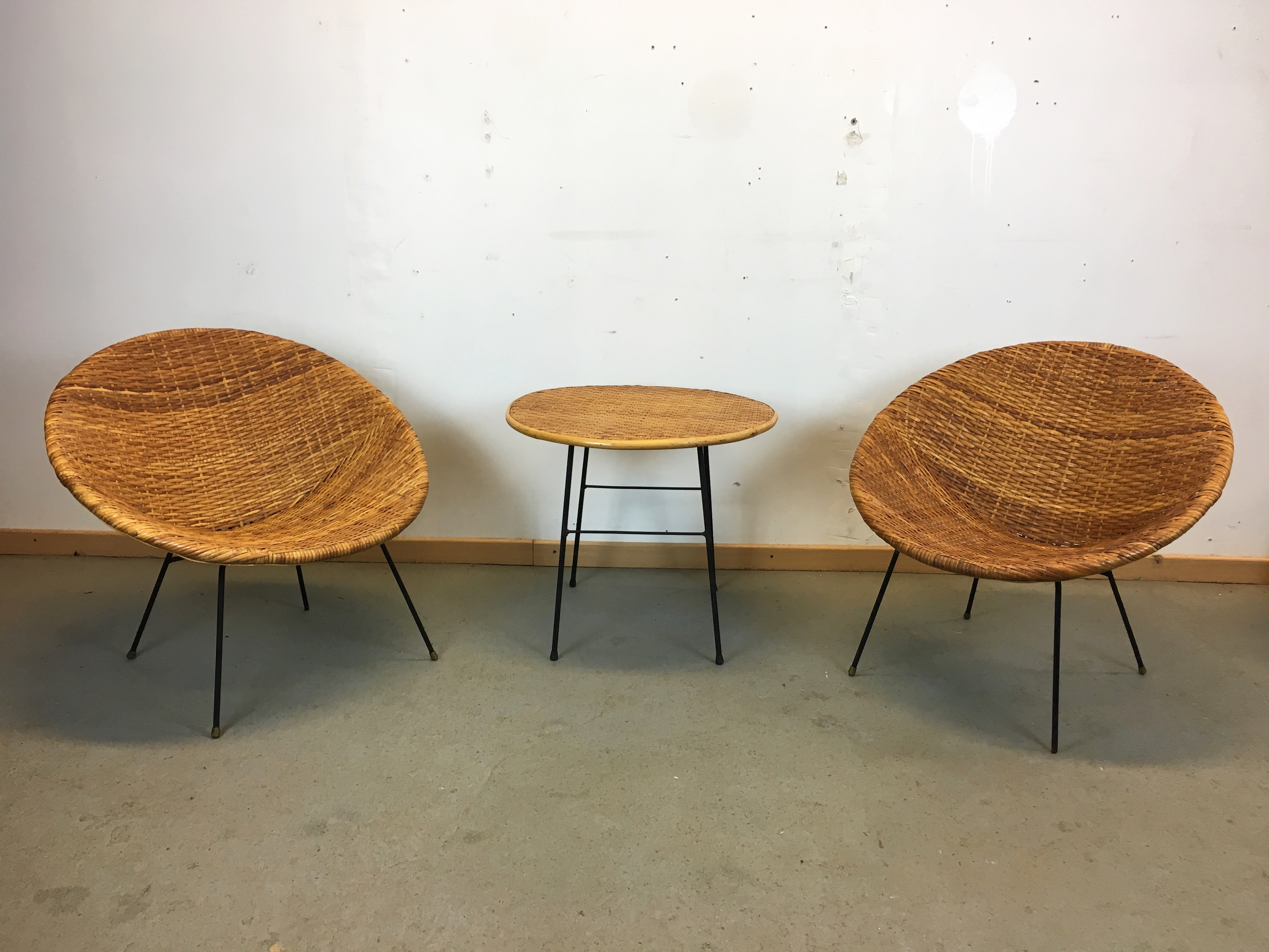 table en osier good table basse rotin lovely rene table basse rotin with table en osier save. Black Bedroom Furniture Sets. Home Design Ideas