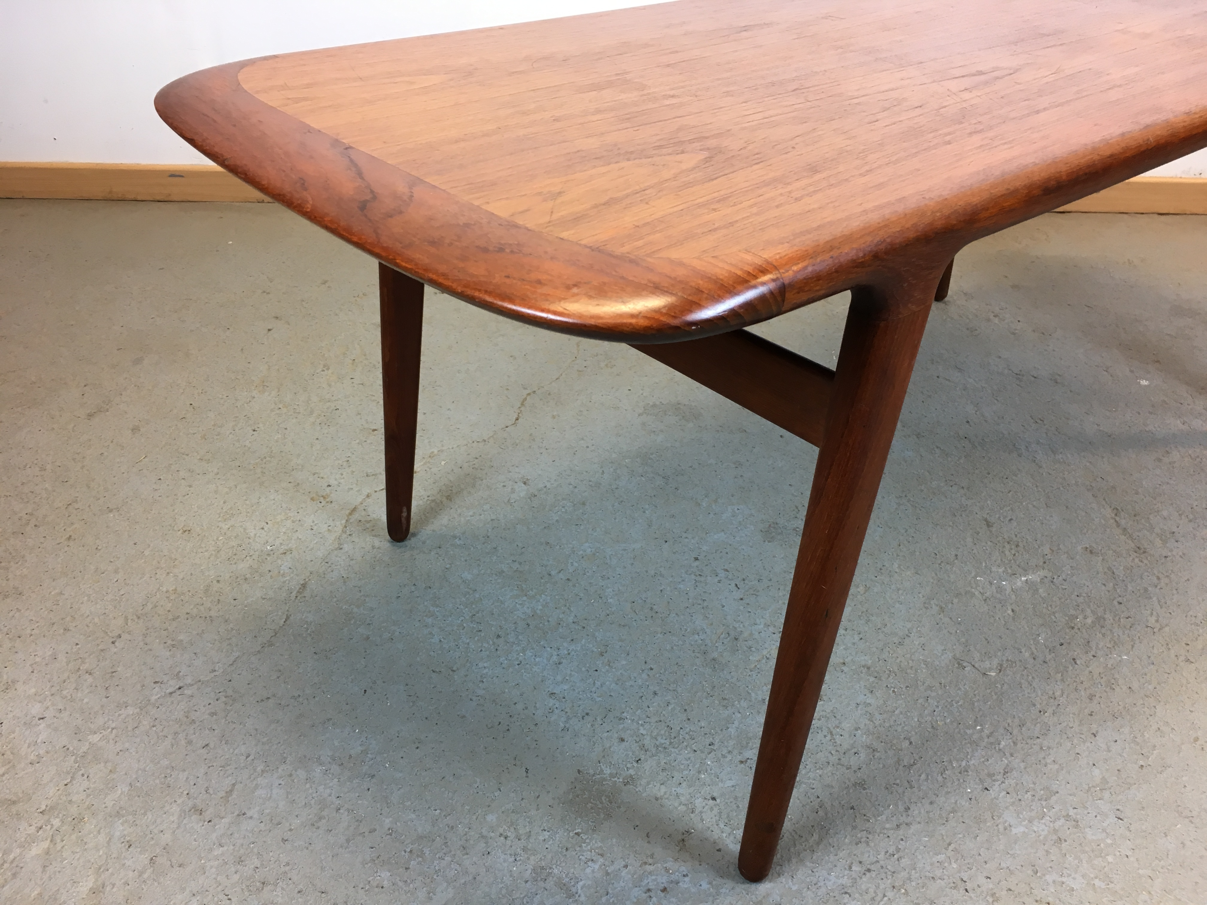Table Basse Scandinave 60 Cm Pearlfection Fr