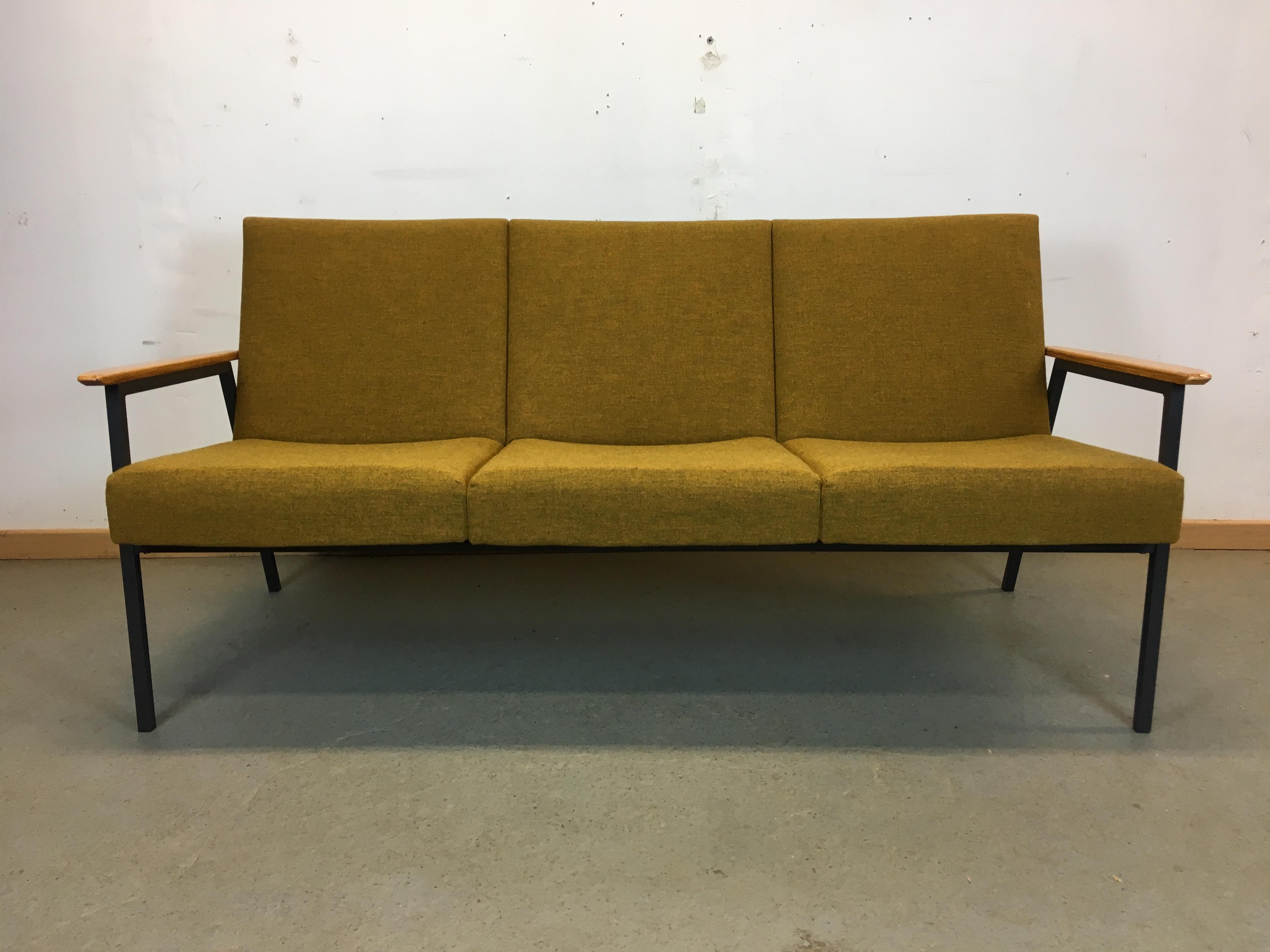 canap ann e 60 vintage sofa design mid century. Black Bedroom Furniture Sets. Home Design Ideas